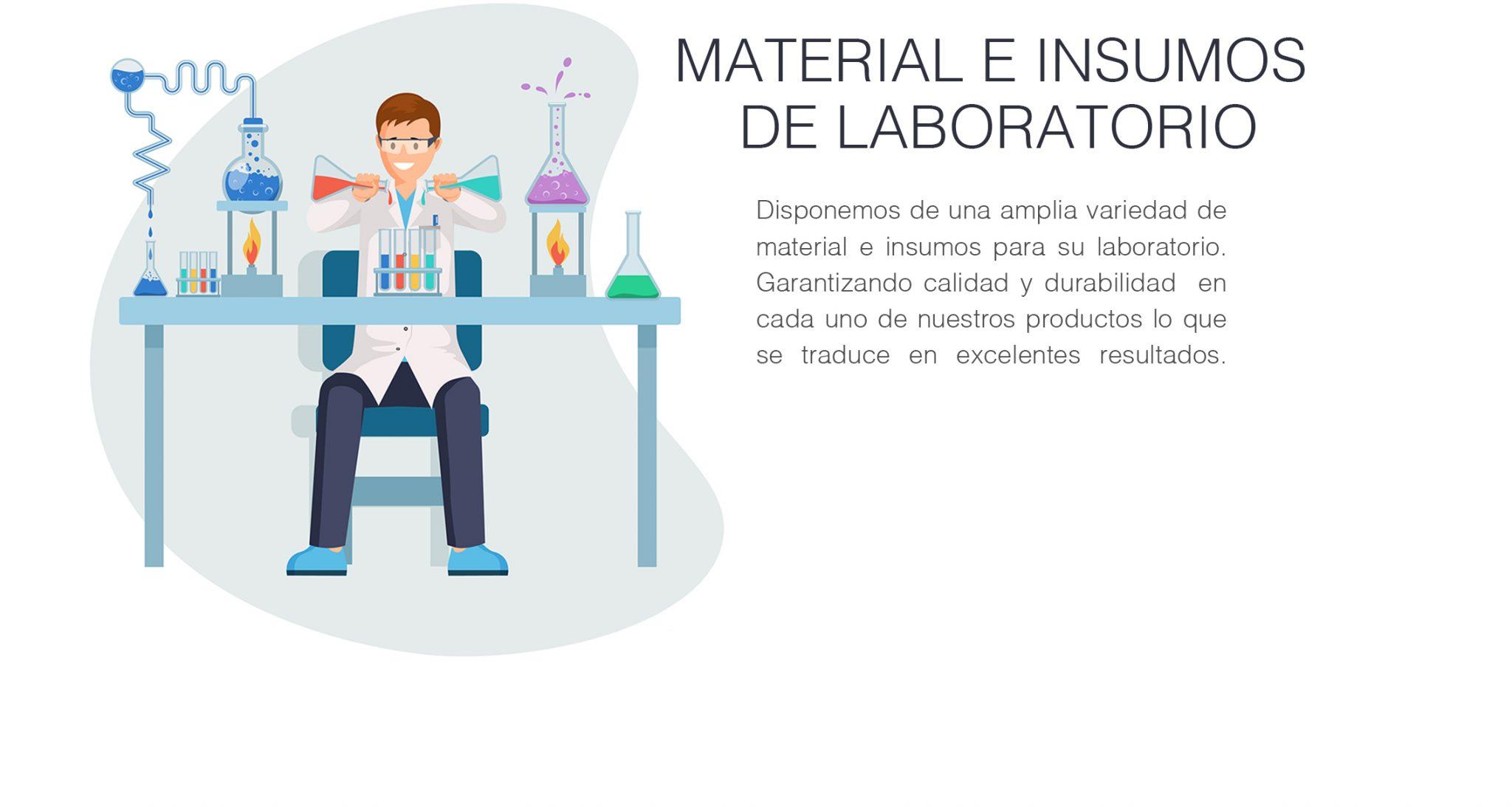 Material de Laboratorio Aisatec