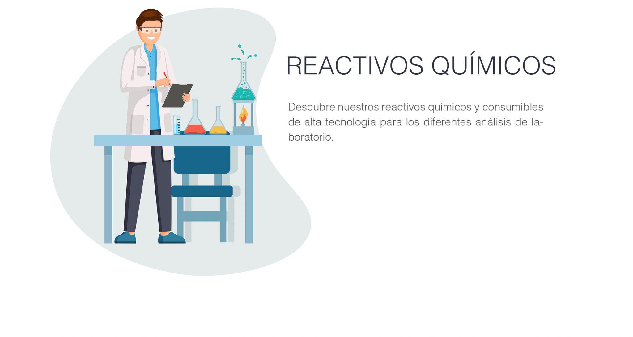 Reactivos Químicos Aisatec